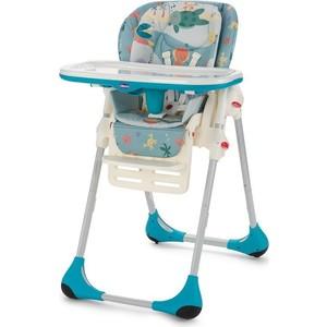 Стульчик для кормления Chicco Polly Sea Dreams 4 колеса стульчик для кормления chicco polly 2 в 1 sea dreams