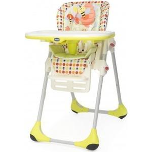 Стульчик для кормления Chicco Polly Sunny-4r 4 колеса