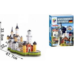 3D пазл Magic Puzzle Объемный замок Нойшванштайн