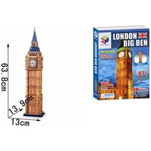 3D пазл Magic Puzzle Объемный London Big Ben_3