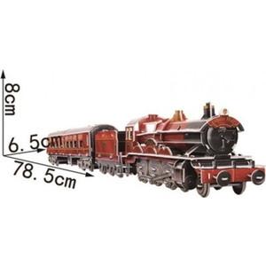 3D пазл Magic Puzzle Объемный Steam Train