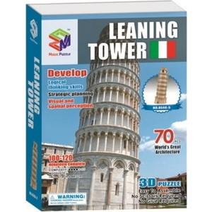 3D пазл Magic Puzzle Объемный Пизанская башня 48x18x18 см