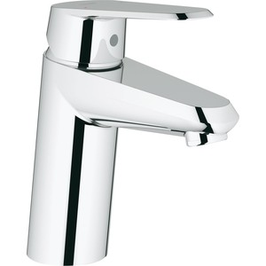 Смеситель для раковины Grohe Eurodisc Cosmopolitan с ограничением расхода воды, хром (3246920E) grohe eurodisc cosmopolitan 19574002 на борт ванны