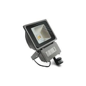 Светодиодный прожектор с датчиком движения X-flash XF-FL-PIR-80W-4000K Артикул 44269