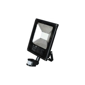Светодиодный прожектор с датчиком движения X-flash XF-FLS-SMD-PIR-50W-6500K Артикул 46898