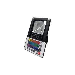 Светодиодный прожектор X-flash XF-FLS-RGB-B-10W Артикул 46911