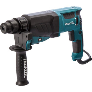 Перфоратор SDS-Plus Makita HR2630X7 перфоратор hr 2440 780 вт 2 7 дж sds plus makita