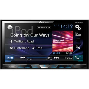 Pioneer AVH-X5800BT автомагнитола pioneer avh x5800bt 7 800x480 usb mp3 cd dvd fm rds 2din 4x50вт черный
