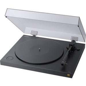 Виниловый проигрыватель Sony PS-HX500 проигрыватель виниловых дисков sony ps lx300usb