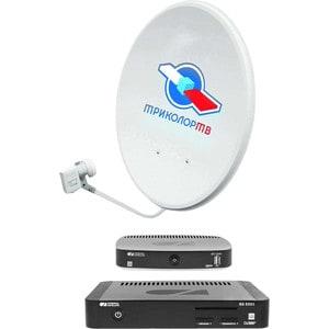 Комплект спутникового ТВ Триколор GS-E501 Full HD + GS-C5911 на 2 ТВ - Европа триколор full hd e 212