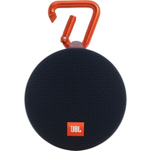 Портативная колонка JBL Clip 2 black колонка jbl on stage micro iii black