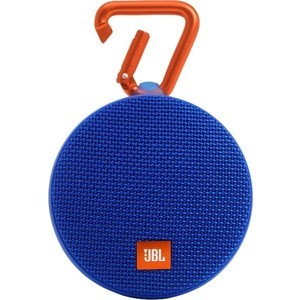 Портативная колонка JBL Clip 2 blue вешалка для полотенец tatkraft vacuum screw philip настенная 22 см х 14 см