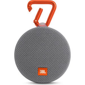 Портативная колонка JBL Clip 2 grey bluetooth speaker jbl clip 2 portable speakers clamping waterproof speaker sport speaker