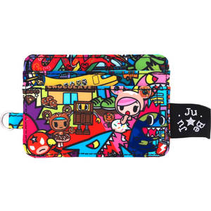 Визитница Ju-Ju-Be Tokidoki Kaiju City (15WA03T-8345)