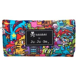 Кошелек Ju-Ju-Be Tokidoki kaiju city (15WA01T-8321) ju ju be сумка для мамы hobobe black petals