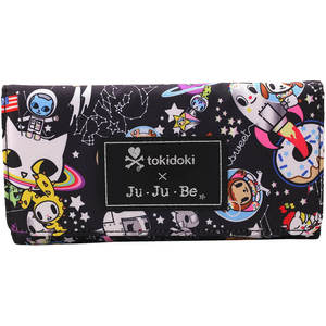 Кошелек Ju-Ju-Be Tokidoki space place (15WA01T-7782) ju ju be сумка для мамы hobobe black petals