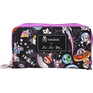 Кошелек Ju-Ju-Be Tokidoki space place (15WA02T-7829) ju ju be сумка для мамы hobobe black petals