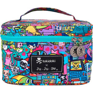 Косметичка Ju-Ju-Be Tokidoki kaiju city (15TC01AT-8314)