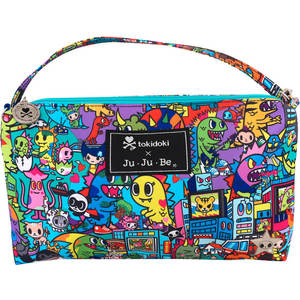 Сумочка Ju-Ju-Be Tokidoki kaiju city (06AA10T-8109) сумка для мамы ju ju be be light onyx black beauty