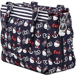 Сумка Ju-Ju-Be Hello Kitty out to sea (15FB01HK-7058) рюкзак для мамы ju ju be be right back hello kitty peek a bow 14bp01hk 2916