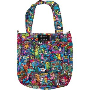 Сумка Ju-Ju-Be Tokidoki kaiju city (13FF01AT-8239) сумка для мамы ju ju be be light onyx black beauty