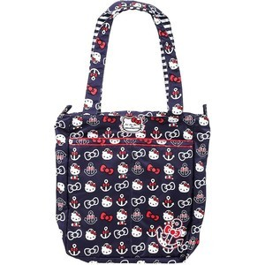 Сумка Ju-Ju-Be Hello Kitty out to sea (14FF01HK-7249) сумка для мамы ju ju be be light onyx black beauty
