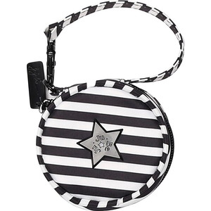 Сумочка для пустышек Ju-Ju-Be Onyx black magic (15AA11X-6372) сумка для мамы ju ju be be light onyx black magic
