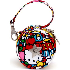 Сумочка для пустышек Ju-Ju-Be Hello Kitty tick tok (14AA11HK-HTK)