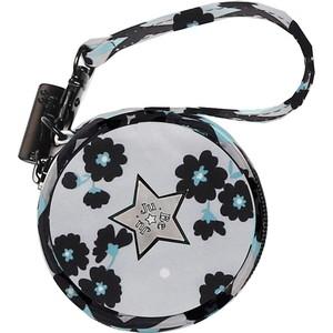 Сумочка для пустышек Ju-Ju-Be Onyx black beauty (15AA11X-6150) сумка для мамы ju ju be be light onyx black magic
