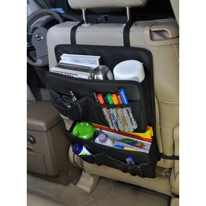 АвтоБра Органайзер на спинку сиденья А4 (5108) путешествие с ребенком топотушки органайзер на спинку сиденья