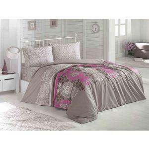 Комплект постельного белья Brielle 1,5 сп 603 V3 grey (1108-84895)/ 869604801108984895