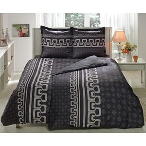 Комплект постельного белья TAC Семейный Leona серый (4246-60069410)