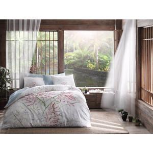 Комплект постельного белья TAC 1,5 сп Benicia зеленый (3080-07083)