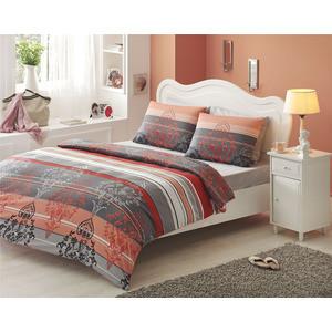Комплект постельного белья TAC 1,5 сп Leroy серый (3080-07117)
