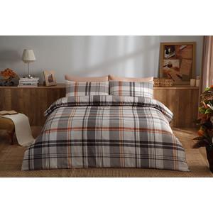 Комплект постельного белья TAC Евро Brand оранжевый (3081-07111)