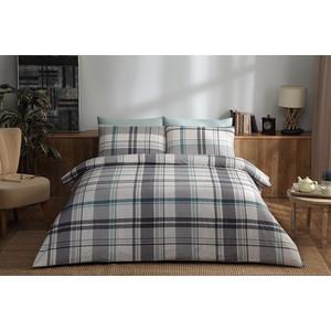 Комплект постельного белья TAC Евро Brand мятный (3081-07115)