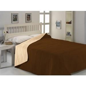 Покрывало Brielle 2 сп Bedspread коричневый (1125-84918)