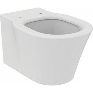 Унитаз подвесной (чаша) Ideal Standard Connect Air AquaBlade белый (E005401)  унитаз компакт ideal standard connect pure w912301a