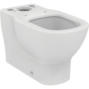 Унитаз (чаша) Ideal Standard Tesi AquaBlade для монтажа с бачком, белый (T008201) раковина ideal standard tesi 82 2 см t350901