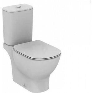 Унитаз с бачком Ideal Standard Tesi AquaBlade с сиденьем микролифт раковина ideal standard tesi 82 2 см t350901