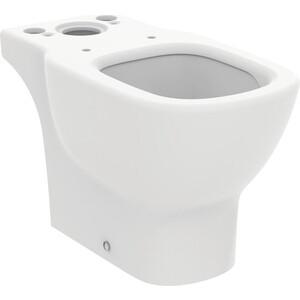 Унитаз (чаша) Ideal Standard Tesi AquaBlade для монтажа с бачком, белый (T008701) раковина ideal standard tesi 82 2 см t350901