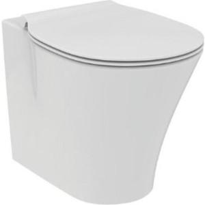 Унитаз Ideal Standard Connect Air AquaBlade приставной с сиденьем микролифт  унитаз компакт ideal standard connect pure w912301a