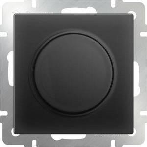 Werkel Диммер черный матовый WL08-DM600 4690389054280