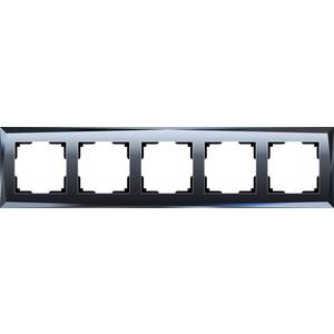 Рамка Werkel Diamant черный WL08-Frame-05