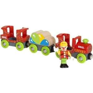 Brio Цирковой поезд (33756) toys lab конструктор цирковой поезд