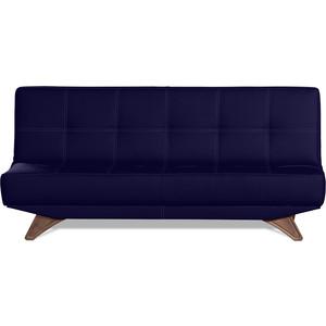 Диван-кровать СМК Бохум 091 3к 128 фиолетовый