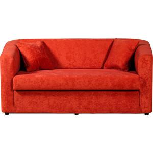 Диван-кровать СМК Ассоль 037 2т 184 терракотовый диван кровать смк ассоль 037 2т 184 терракотовый