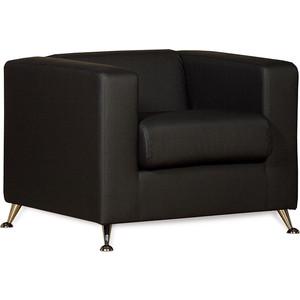 Кресло СМК Модуле 041 1х к/з Санторини 0401 черный