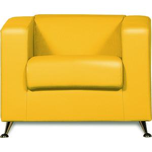 Кресло СМК Модуле 041 1х к/з Фалкон 12 GL желтый