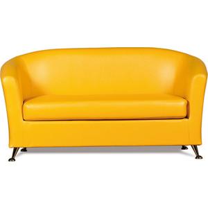 Диван СМК Бонн 040 2х к/з Фалкон 12 GL желтый диван смк бонн 040 2х к з орегон 3023 беж page 3